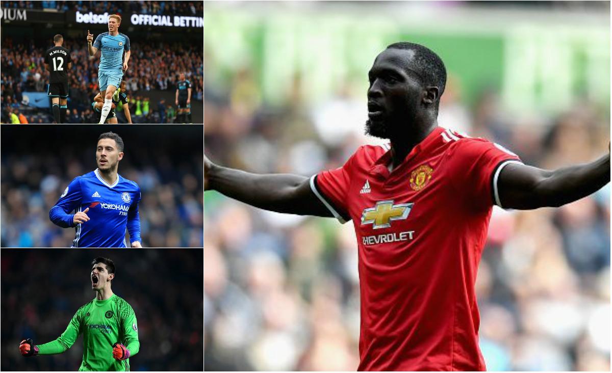 Romelu Lukaku và thế lực người Bỉ tại Premier League
