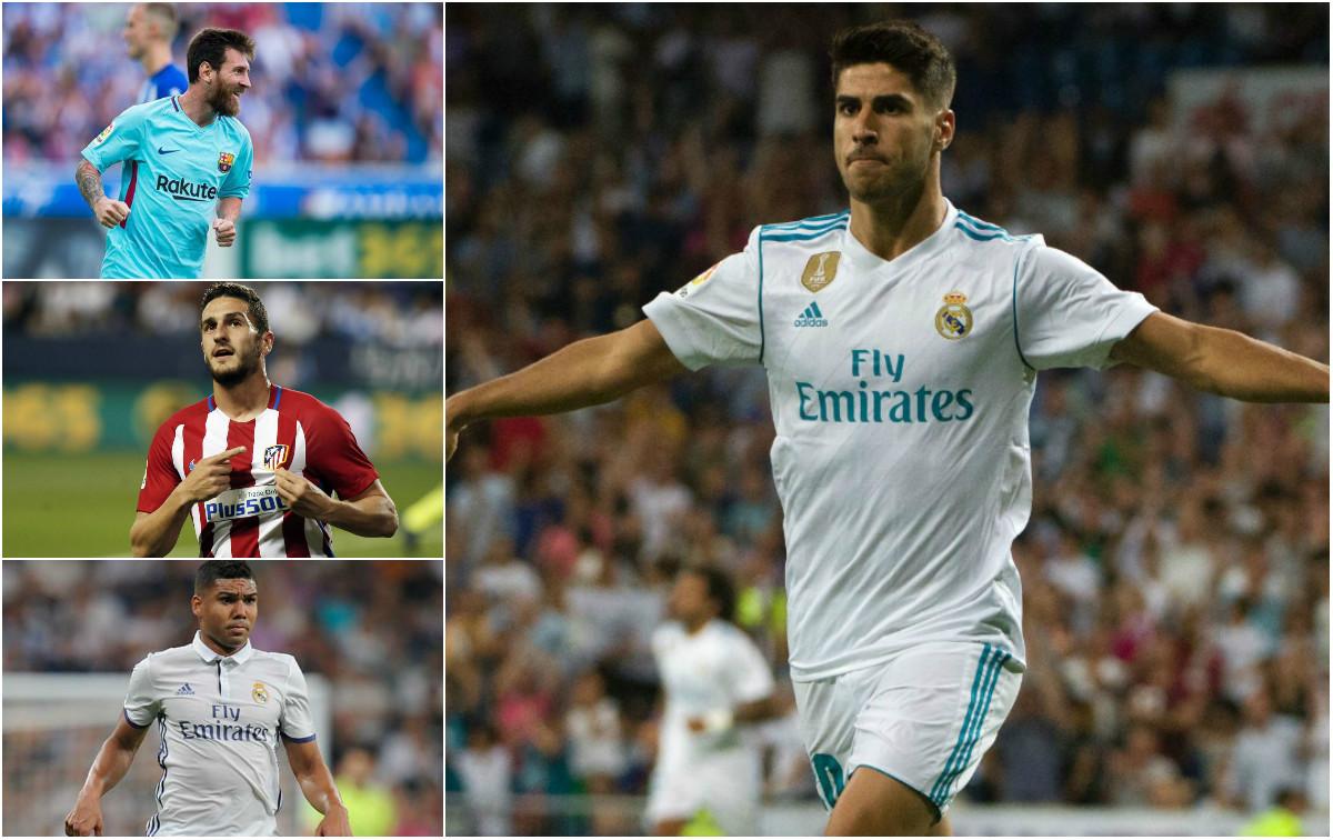 Đội hình tiêu biểu vòng 2 La Liga: Vinh danh sao trẻ Real