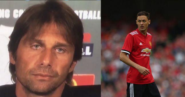 HLV Conte nói gì sau khi bán Matic cho Man Utd?