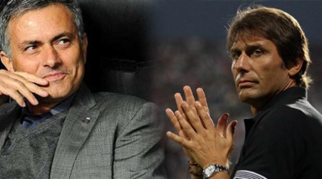 Những trùng hợp bất ngờ của Conte với Mourinho tại Chelsea