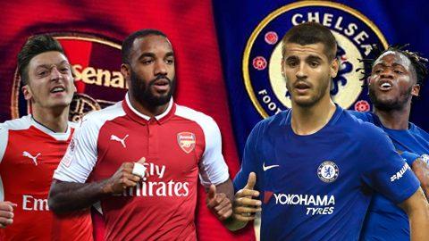 Đánh giá đội hình Chelsea – Arsenal trước thềm đại chiến