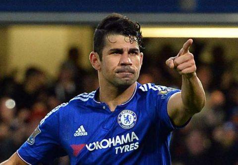 Đã xong tương lai của Diego Costa?