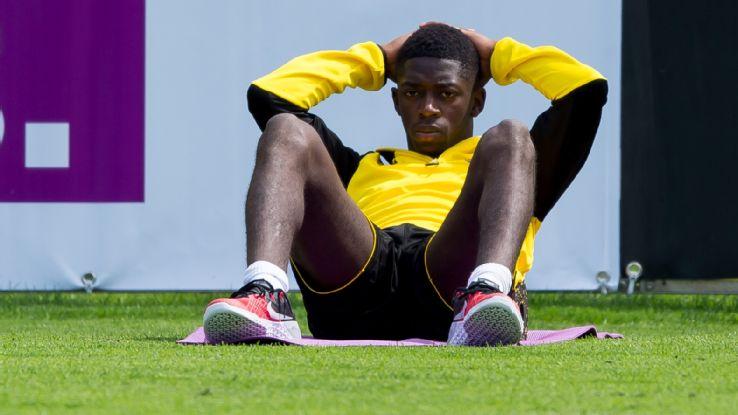 Dembele và Barca chơi chiêu, Dortmund vẫn cứng đến cùng