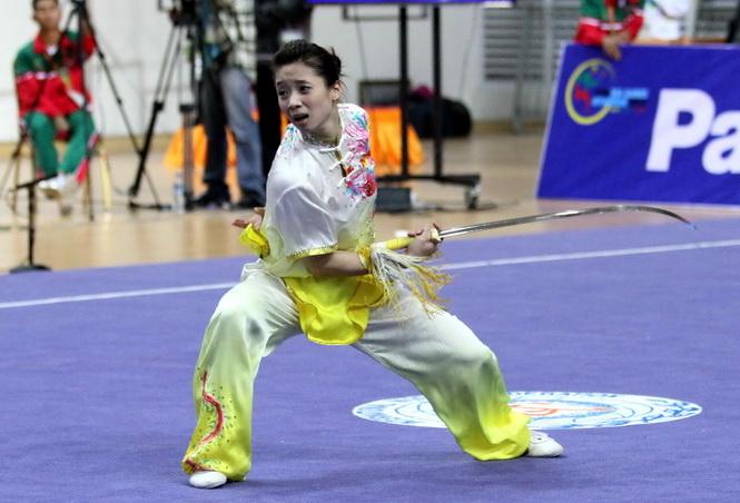 Lịch thi đấu SEA Games 29 của đoàn TTVN 20/08: Chờ vàng từ TDDC và Wushu