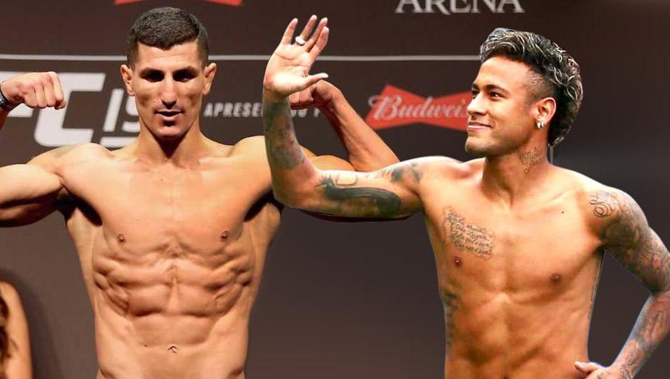 Lo sợ trên đất Pháp, Neymar thuê hẳn võ sĩ UFC làm vệ sĩ riêng