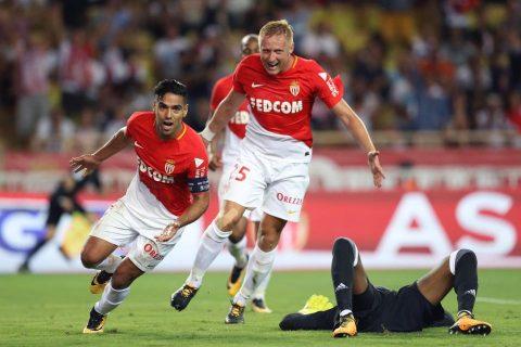 """""""Mãnh hổ"""" Falcao tiếp tục tỏa sáng rực rỡ, Monaco hủy diệt Marseille với tỉ số không tưởng"""