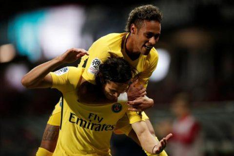 """Đội hình tiêu biểu vòng 2 Ligue 1: Gọi tên """"Siêu bom tấn"""""""