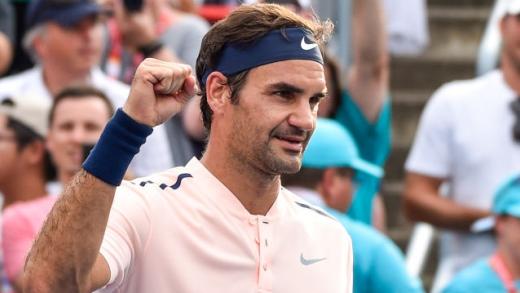 """Federer lần thứ 45 lọt vào Chung kết Mastes 1000 sau cuộc """"dạo chơi"""" với Robin Haase"""