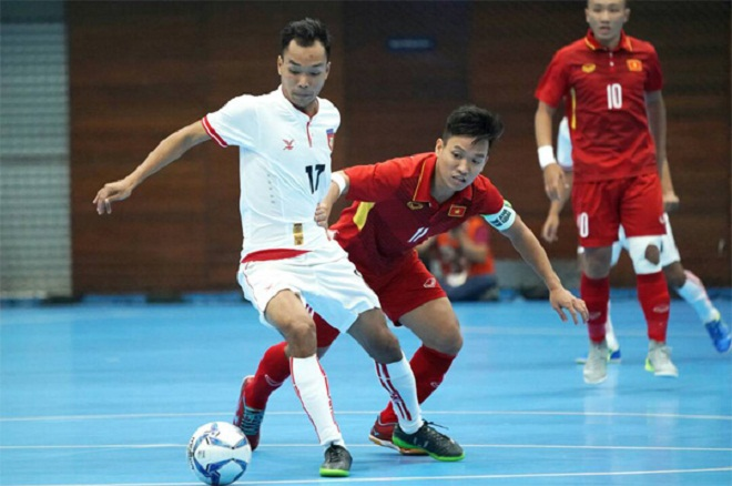 Ngược dòng ngoạn mục trước Indonesia, Futsal Việt Nam sáng cửa giành HCB