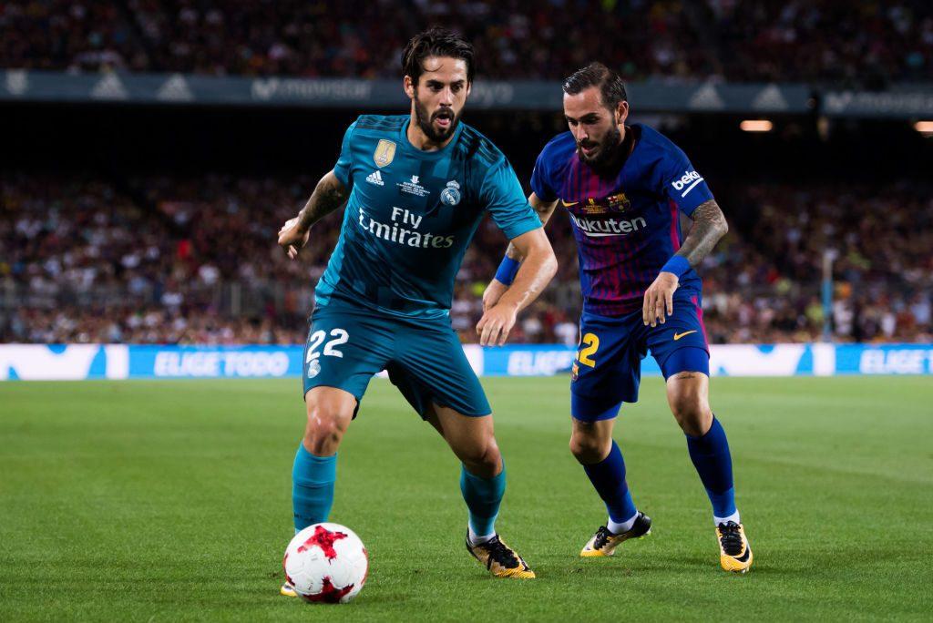 5 điểm nhấn sau đại thắng của Real trước Barca: Ngày Isco phế truất Iniesta