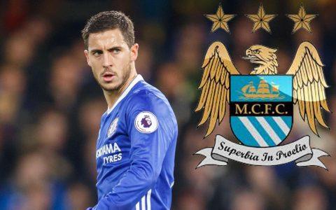 Điểm tin sáng 16/8: Man City tính gây sốc với Hazard
