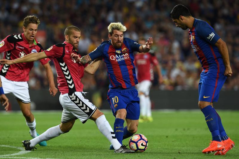 Alaves vs Barcelona, 23h15 ngày 26/8: Lấy lại niềm tin
