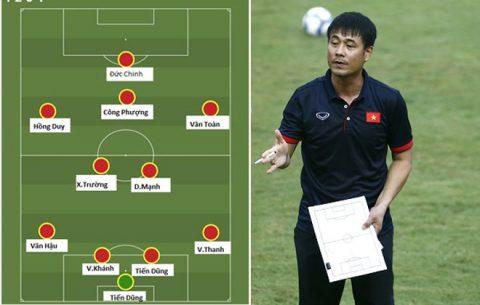 Đội hình dự kiến cực mạnh giúp U22 Việt Nam đè bẹp U22 Timor Leste ở trận mở màn SEA Games