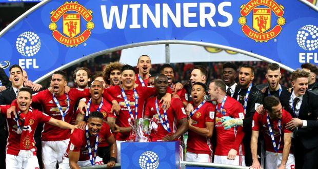 Man United gặp may khi khởi đầu chiến dịch League Cup 2017/18