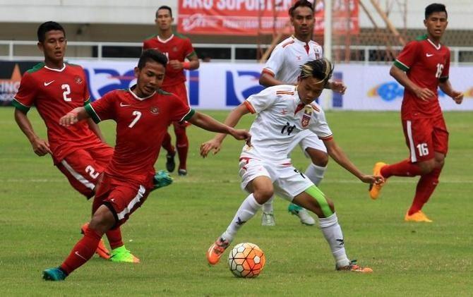 Lội ngược dòng trước U22 Myanmar, Indonesia giành tấm HCĐ môn bóng đá nam