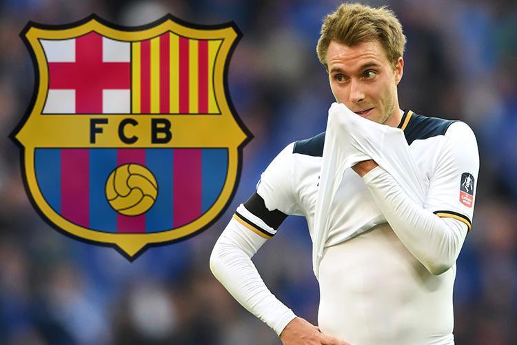 TIN CHUYỂN NHƯỢNG ngày 12/8: Barca bất ngờ chuyển hướng sang Eriksen; Real trói chân siêu sao đến 2022