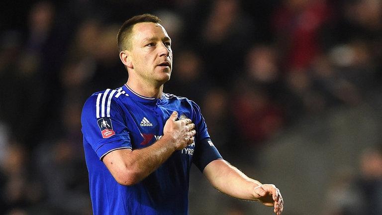Terry thoát án dàn xếp tỷ số từ FA