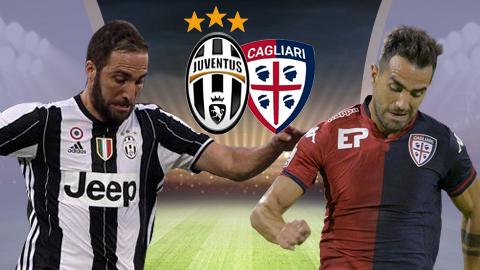 Juventus vs Cagliari, 23h00 ngày 19/8: Gian nan ngày mở màn