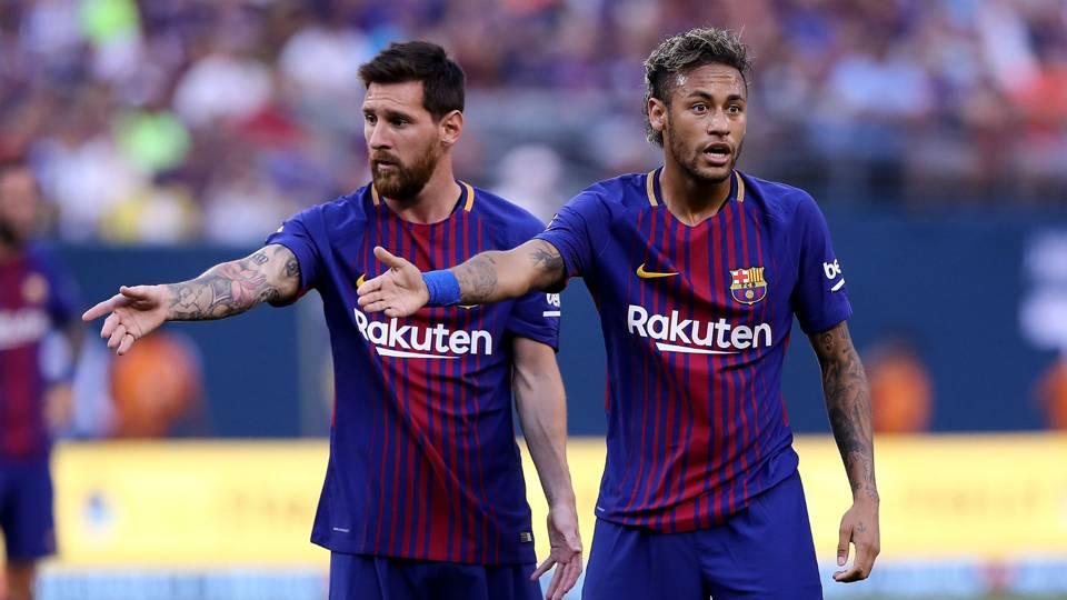 XÁC NHẬN: Barca nâng giá không tưởng mua siêu sao này thay thế Neymar