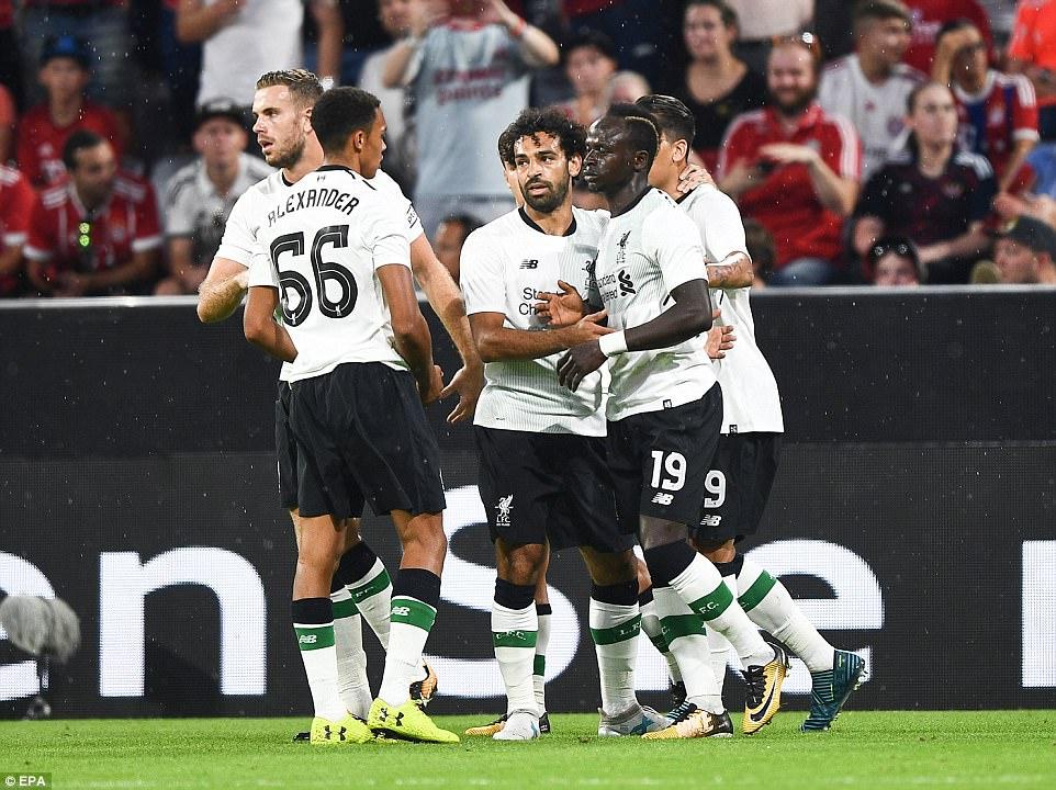 VIDEO: Bayern Munich 0-3 Liverpool (Audi Cup 2017)