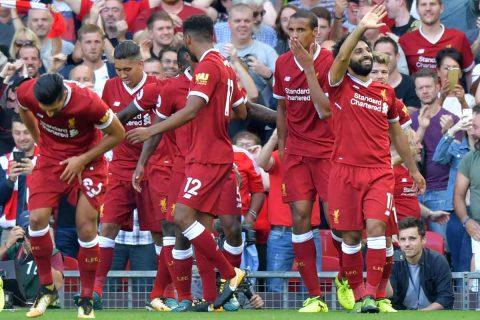 Liverpool đang sở hữu hàng công mạnh nhất nước Anh