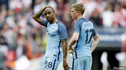 """Stoke lên kế hoạch """"giải cứu"""" sao Man City"""