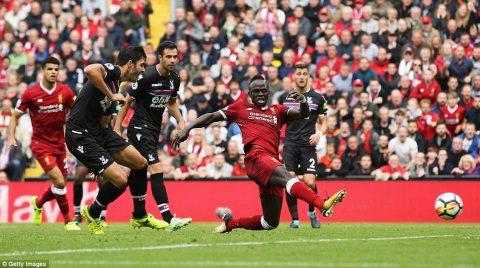 VIDEO: Liverpool 1-0 Crystal Palace (Vòng 2 Ngoại hạng Anh 2017/18)