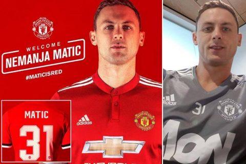 Sau Matic, M.U sắp có thêm hợp đồng mới siêu khủng