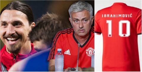 Trước thềm đại chiến với Real, Mourinho bất ngờ chốt tương lai Ibra khiến fan sướng tột độ