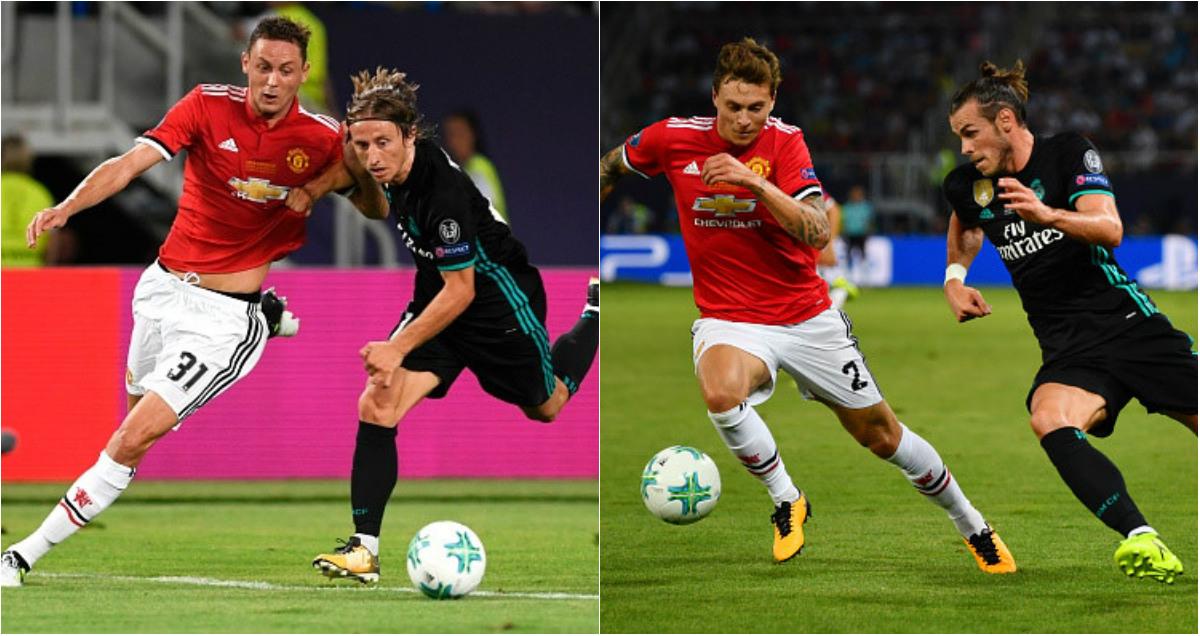 Chấm điểm các cầu thủ M.U sau trận thua trước Real: Điểm sáng Matic và tội đồ Lindelof