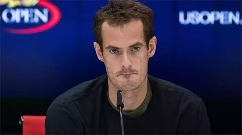 Andy Murray bất ngờ xin rút khỏi US Open ngay trước ngày giải đấu khởi tranh