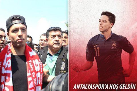 Samir Nasri CHÍNH THỨC rời Man City để sang Thổ Nhĩ Kỳ thi đấu