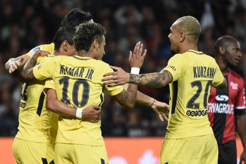 VIDEO: Guingamp 0-3 PSG (Vòng 2 Ligue 1 2017/18)