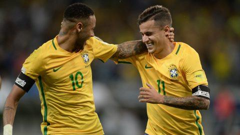 Buồn cho Barcelona, cả Coutinho lẫn Neymar đều là Madridista