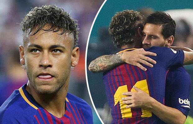 Messi CHÍNH THỨC nói lời chia tay đầy xúc động tới Neymar khiến fan Barca nghẹn ngào