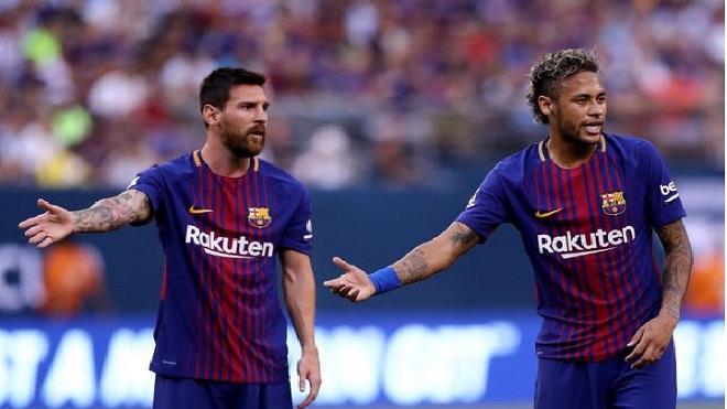 PSG tính hỏi mua Messi, Neymar sẽ lại là số 2?