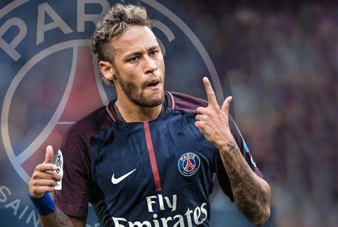 Thêm một thống kê cực choáng về mức lương của Neymar ở PSG