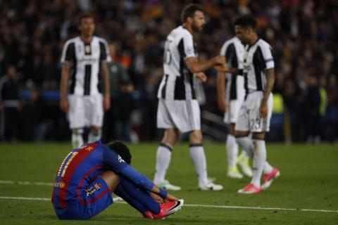 Juventus bất ngờ hưởng lợi lớn từ thương vụ Neymar