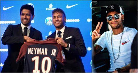 CHÙM ẢNH: Neymar được chào đón như ông hoàng tại Paris, chuẩn bị cho lễ ra mắt lớn nhất lịch sử