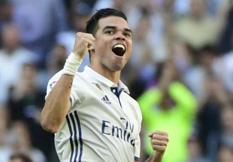 Real Madrid trong nỗi nhớ Pepe khôn nguôi
