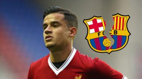 TIN CHUYỂN NHƯỢNG 22/08: Barcelona thừa nhận thất bại thương vụ Coutinho