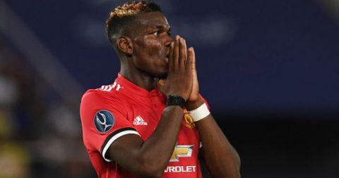 """Huyền thoại Liverpool chỉ trích Pogba là """"kẻ ích kỷ và không biết nghĩ cho M.U"""""""