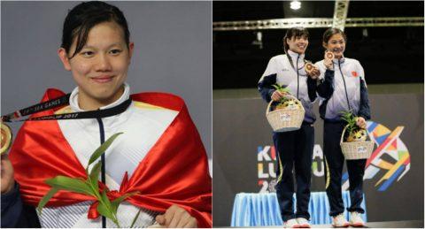 Bản tin SEA Games 22/08: Giành Vàng liên tiếp, Việt Nam tiến xa trên bảng tổng sắp