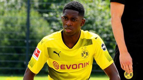 """Dembele hứng """"mưa gạch"""" vì gây áp lực lên Dortmund, bỏ nhà về Pháp"""