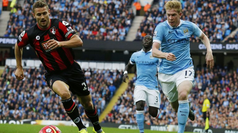 Bournemouth vs Man City, 18h30 ngày 26/8: Con mồi ưa thích