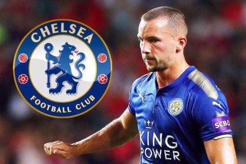 Chelsea hoàn toàn có thể ra mắt Drinkwater ngay trong tuần này