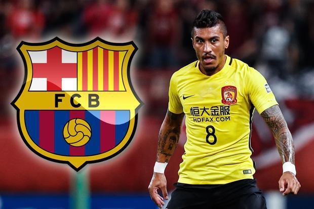 """Nội bộ Barcelona bất ngờ """"dậy sóng"""" sau thương vụ Paulinho"""