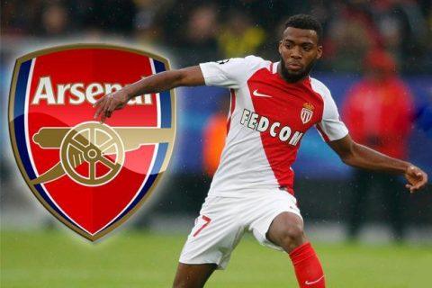 XÁC NHẬN: Arsenal ngừng theo đuổi Thomas Lemar của Monaco