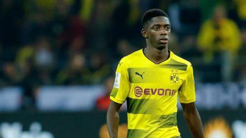 """Sau nhiều ngày dài, Dortmund vẫn bất lực trong việc truy tìm """"tung tích"""" Dembele"""