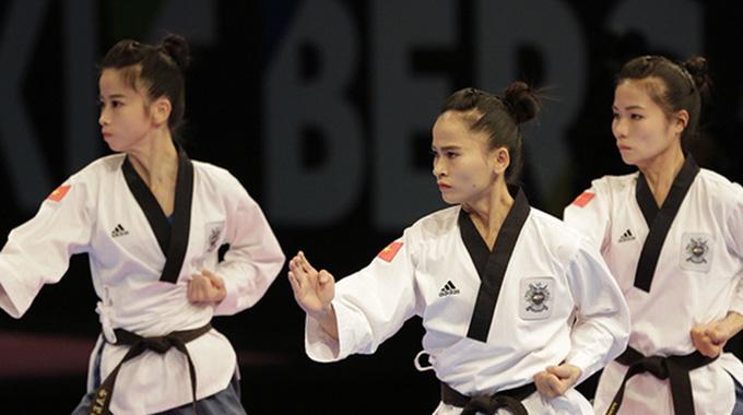 Lịch thi đấu SEA Games 29 ngày 27/08: Chờ vàng từ Taekwondo
